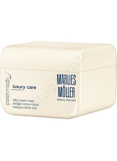 Marlies Möller Pasmısılk Luxury Sılky Cream Mask 125 Ml Renksiz